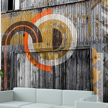 Preis:343,98 EUR - Kollektion(en): - Orange - FotoTapete