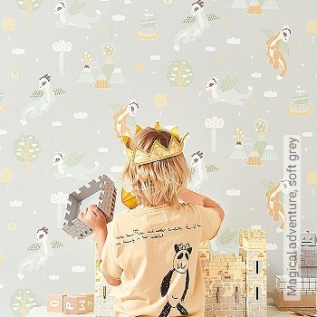 Preis:83,00 EUR - Kollektion(en): - Orange - KinderTapeten