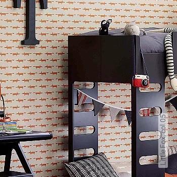 Preis:71,00 EUR - Kollektion(en): - Orange - KinderTapeten