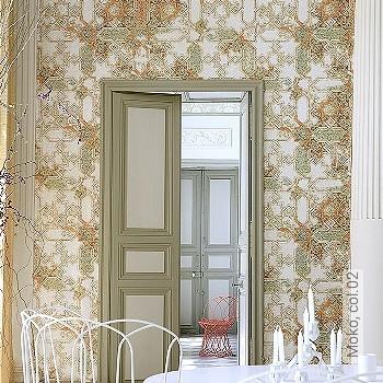 Preis:278,00 EUR - Kollektion(en): - Orientalische Tapeten