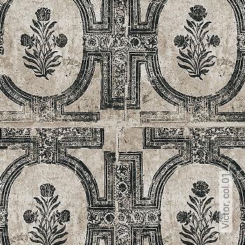 Preis:128,62 EUR - Kollektion(en): - Ornamente Tapeten - FotoTapete - Wasserbeständig - Gute Lichtbeständigkeit - Schwarz
