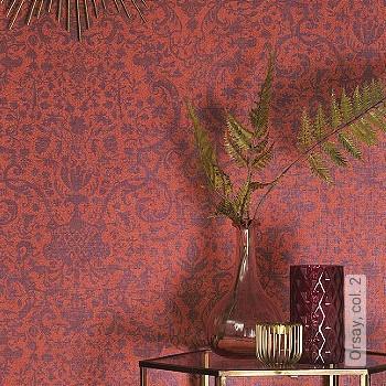 Preis:43,80 EUR - Kollektion(en): - Ornamente Tapeten - NEUE Tapeten
