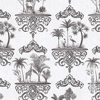 Preis:144,00 EUR - Kollektion(en): - Ornamente Tapeten - NEUE Tapeten