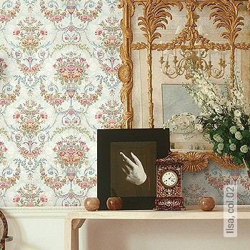 Preis:69,10 EUR - Kollektion(en): - Ornamente Tapeten