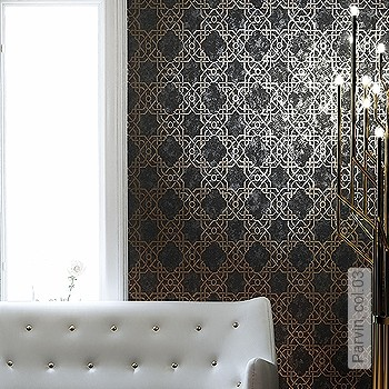 Preis:146,00 EUR - Kollektion(en): - Ornamente Tapeten