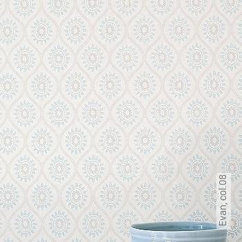 Preis:105,00 EUR - Kollektion(en): - Ornamente Tapeten
