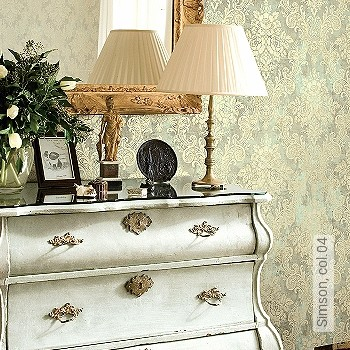 Preis:69,60 EUR - Kollektion(en): - Ornamente Tapeten