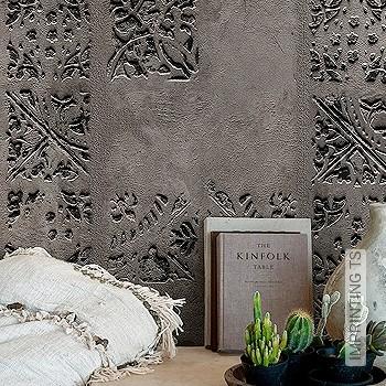 Preis:380,00 EUR - Kollektion(en): - Ornamente Tapeten