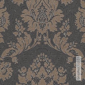 Preis:75,00 EUR - Kollektion(en): - Ornamente Tapeten