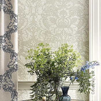 Preis:108,00 EUR - Kollektion(en): - Ornamente Tapeten