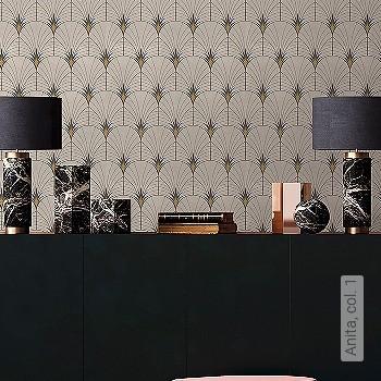 Preis:37,95 EUR - Kollektion(en): - Ornamente Tapeten