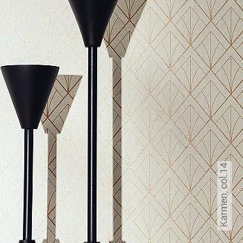 Price:62,65 EUR - Kollektion(en): - Pattern metallic
