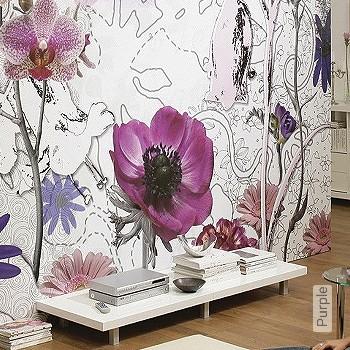 Preis:85,63 EUR - Kollektion(en): - Pink - FotoTapete - Zeichnungen