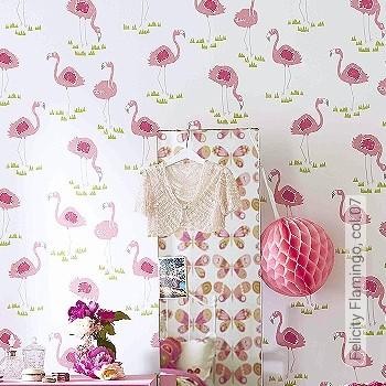 Preis:48,00 EUR - Kollektion(en): - Pink - KinderTapeten