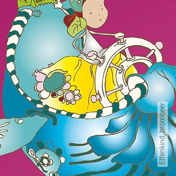 Preis:149,00 EUR - Kollektion(en): - Pink - KinderTapeten