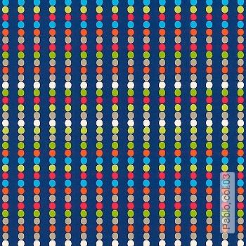 Preis:48,00 EUR - Kollektion(en): - Punkte Tapeten - KinderTapeten