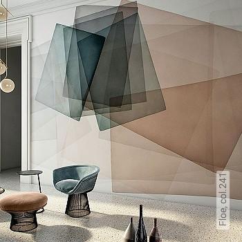 Preis:101,75 EUR - Kollektion(en): - Quadrate/Rechtecke - FotoTapete