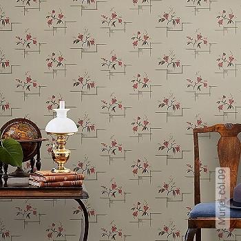 Price:102,70 EUR - Kollektion(en): - Retro wallpaper