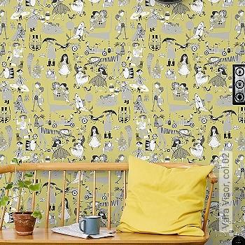 Price:95,50 EUR - Kollektion(en): - Retro wallpaper