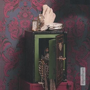 Preis:111,00 EUR - Kollektion(en): - Rote Tapeten