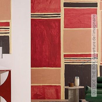 Preis:850,00 EUR - Kollektion(en): - Rote Tapeten