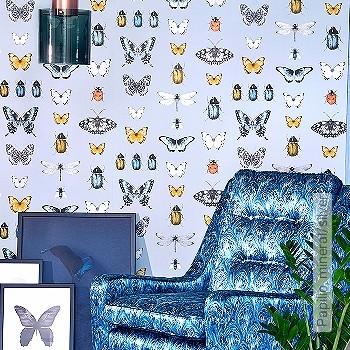 Preis:69,00 EUR - Kollektion(en): - Schmetterlinge - NEUE Tapeten