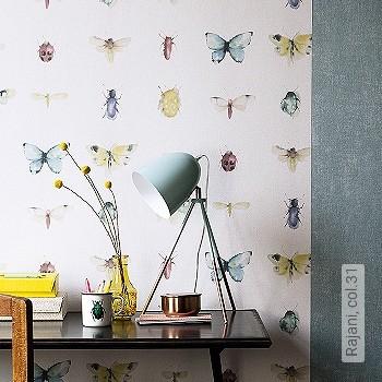 Preis:34,95 EUR - Kollektion(en): - Schmetterlinge - NEUE Tapeten