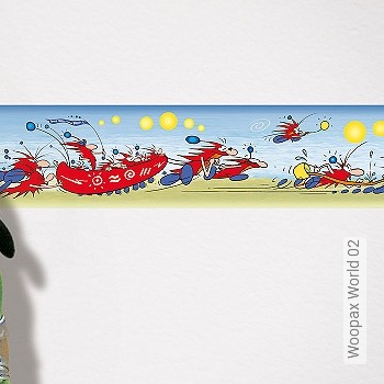 Preis:29,00 EUR - Kollektion(en): - Selbstklebend - KinderTapeten