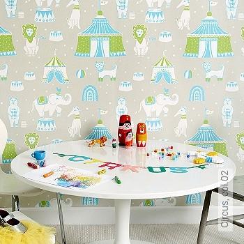 Preis:86,40 EUR - Kollektion(en): - Spaltbar trocken abziehbar - KinderTapeten