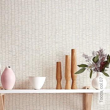 Price:63,60 EUR - Kollektion(en): - Stripe wallpaper