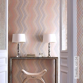 Price:69,90 EUR - Kollektion(en): - Stripe wallpaper