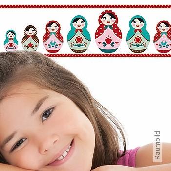 Preis:27,93 EUR - Kollektion(en): - Türkis - KinderTapeten
