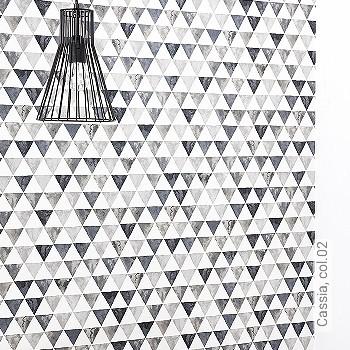 Preis:78,00 EUR - Kollektion(en): - Tapeten in Grau - EN15102/EN13501.B-s1 d0 - Gute Lichtbeständigkeit - Schwarz