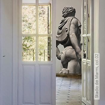 Preis:129,00 EUR - Kollektion(en): - Tapeten in Grau - FotoTapete