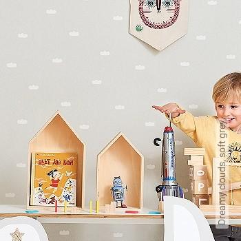 Preis:83,00 EUR - Kollektion(en): - Tapeten in Grau - KinderTapeten