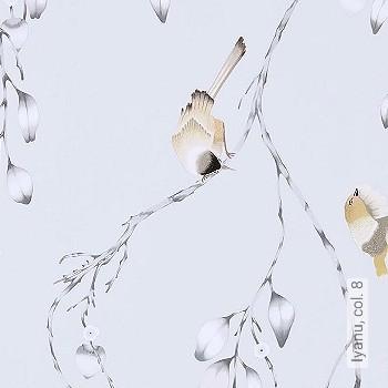 Preis:102,00 EUR - Kollektion(en): - Tapeten in Grau