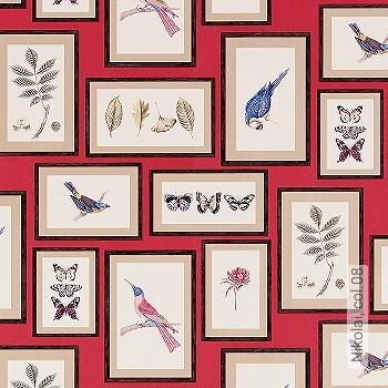 Preis:113,40 EUR - Kollektion(en): - Tapeten mit Vogelmotiven