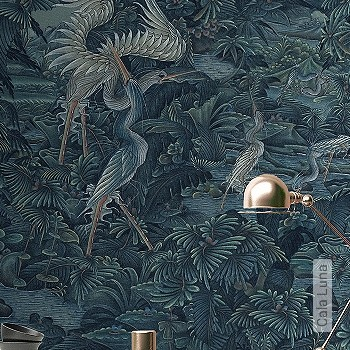 Preis:675,00 EUR - Kollektion(en): - Tapeten mit Vogelmotiven