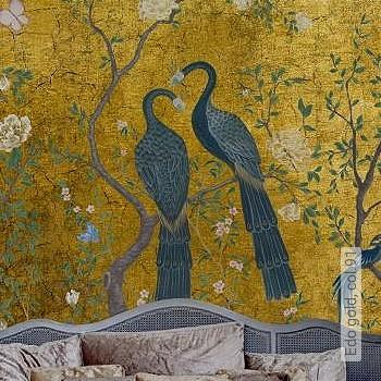 Preis:56,00 EUR - Kollektion(en): - Tapeten mit Vogelmotiven