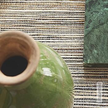 Preis:109,00 EUR - Kollektion(en): - Textil, Gras, Metall - NEUE Tapeten