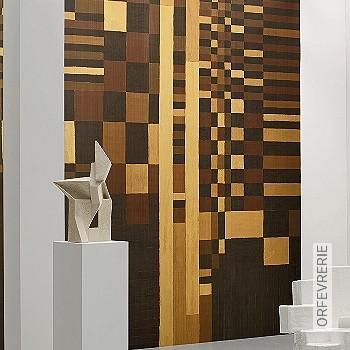 Preis:4.350,00 EUR - Kollektion(en): - Textil, Gras, Metall