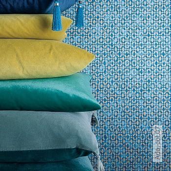 Preis:77,00 EUR - Kollektion(en): - Trendfarbe Blau - NEUE Tapeten