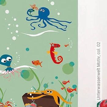 Preis:149,00 EUR - Kollektion(en): - Unterwasserwelt - KinderTapeten