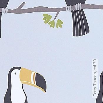 Preis:48,00 EUR - Kollektion(en): - Vögel - KinderTapeten