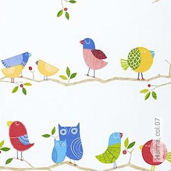 Preis:44,00 EUR - Kollektion(en): - Vögel - KinderTapeten