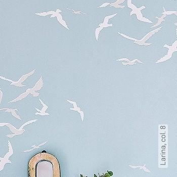 Preis:69,60 EUR - Kollektion(en): - Vögel - NEUE Tapeten