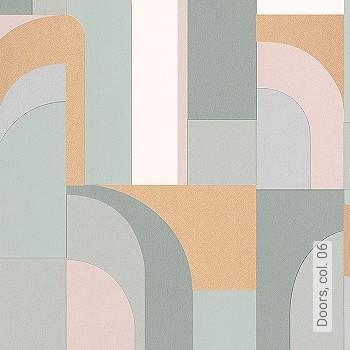 Preis:48,20 EUR - Kollektion(en): - Vinyl-Tapeten
