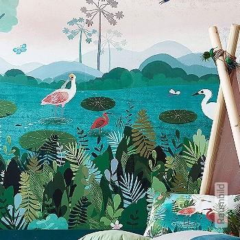 Price:257,50 EUR - Kollektion(en): - Wallpaper for children