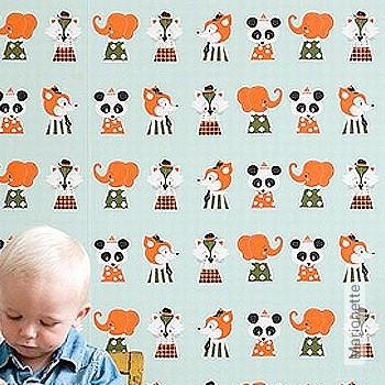 Price:50,40 EUR - Kollektion(en): - Wallpaper for children