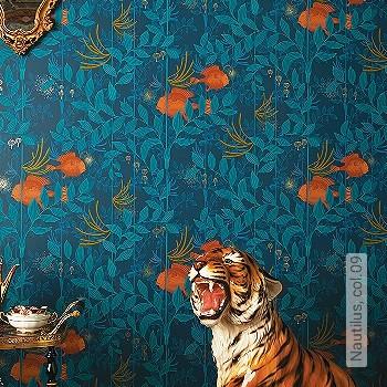 Preis:107,00 EUR - Kollektion(en): - Wandklebetechnik - NEUE Tapeten